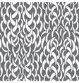 Seamless knitting pattern vector image vector image