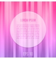 Purple straight lines abstract background vector image