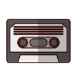 video cassette icon image vector image