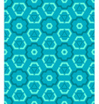cyan blue green color abstract geometric seamless vector image