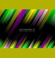 eps 10 black background vector image vector image