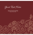 Design template greeting card with place for your vector image
