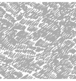 Seamless pattern with hand drawn marker lines vector image