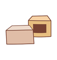 A box vector image