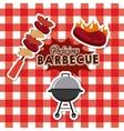 delicious barbacue design