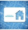 New building background vector image vector image