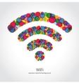 Podcast icon Conceptual web banner vector image