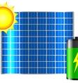 solar vector image