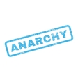 Anarchy Rubber Stamp vector image
