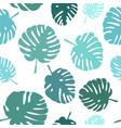 tile tropical summer pattern vector image