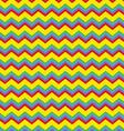 Chevron bright colors vector image