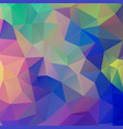 abstract geometric wallpaper polygonal mosaic vector image