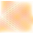 Abstract peach background vector image