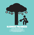 Business Progress Concept vector image
