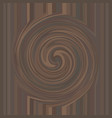 chocolate swirl texture background vector image