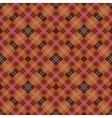 seamless pattern tartan vector image