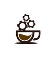 beverage gear vector image