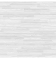 White Parquet Seamless Wooden Stripe Mosaic Tile vector image