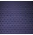 Carbon or fiber background vector image