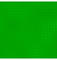 Green chequered background vector image