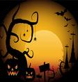 Halloween 4 vector image