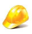 object engineer helmet vector image