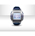Sport watch vector image