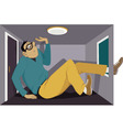 Small Apartment vector image