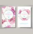 peony tulip banners vector image