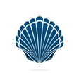 Seashell vector image