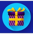Gift Icon flat vector image