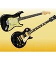 Guitar Giants vector image