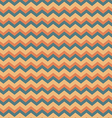 Chevron in peach and blue vector image