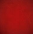 Red Cardboard vector image vector image