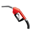 object fuel nozzle vector image