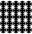 Line and cross seamless pattern 1407 vector image
