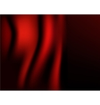 abstract red wavy background wallpaper vector image