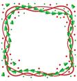 garlang fir vector image vector image