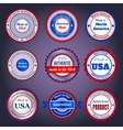 Trade labels and stickers on Made in the USA