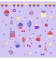 Birthday clipart vector image vector image