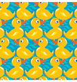 rubber duck 380 vector image