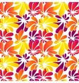 Hawaii style bright seamless pattern vector image