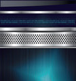 modern glossy background vector image vector image