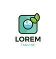 laundry logo vector image