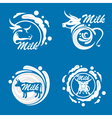milk icons image vector image vector image