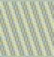striped geometric pattern of small curved lines vector image