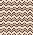Chevron tans pattern vector image