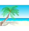bahamas vector image