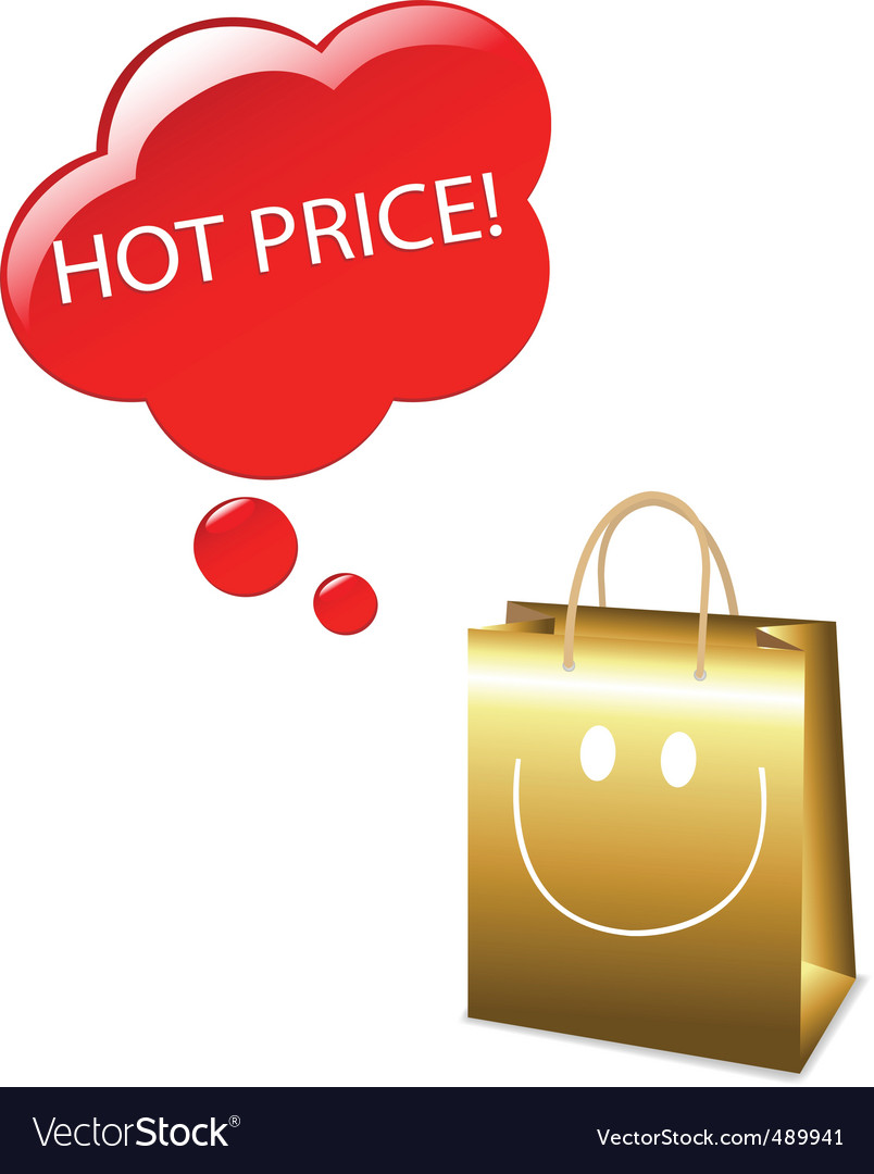 Hot price vector