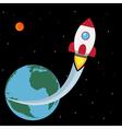 space truckin vector image